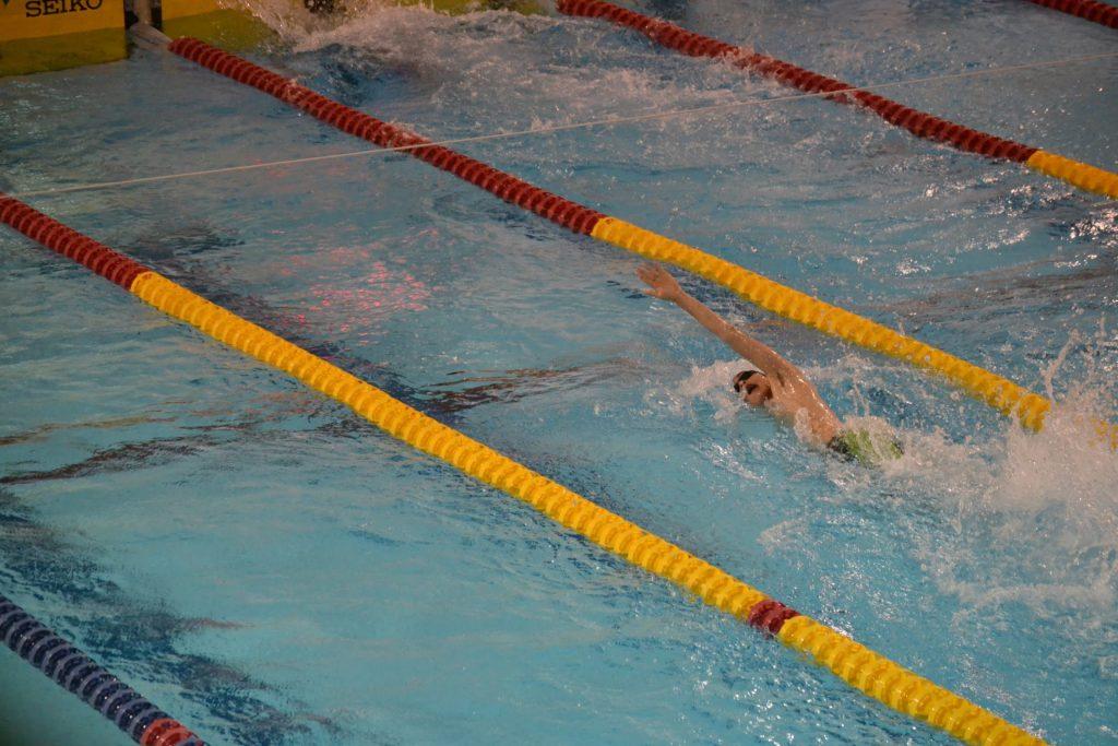 画像:医学水泳部