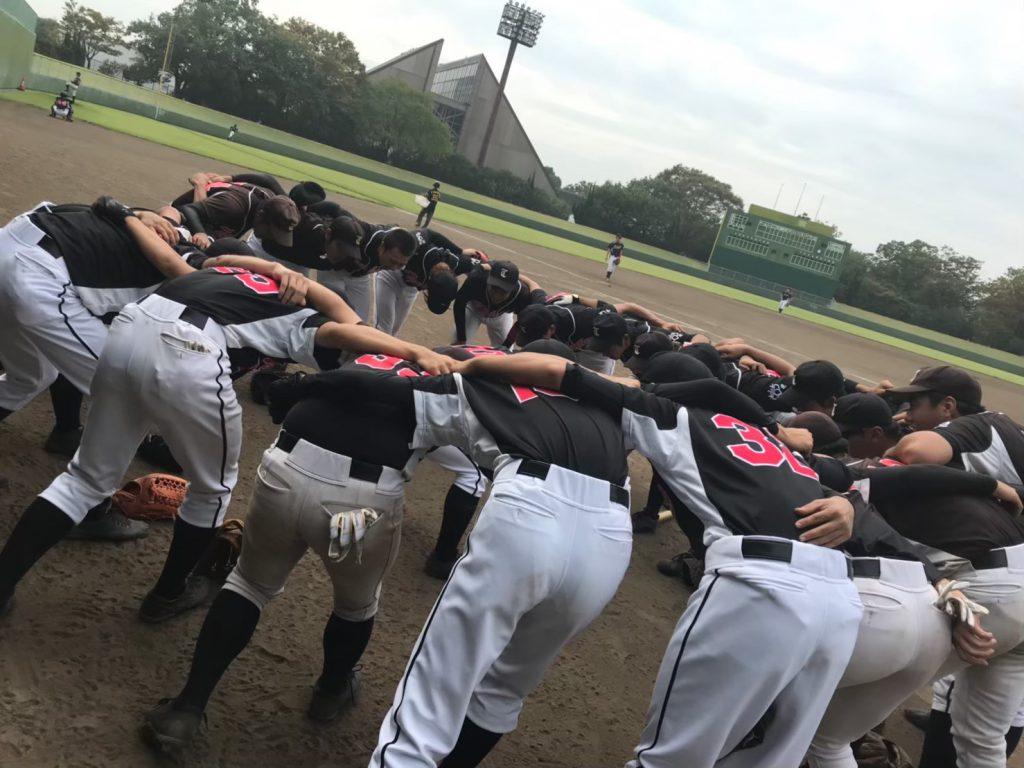 画像:筑波大学医学準硬式野球部