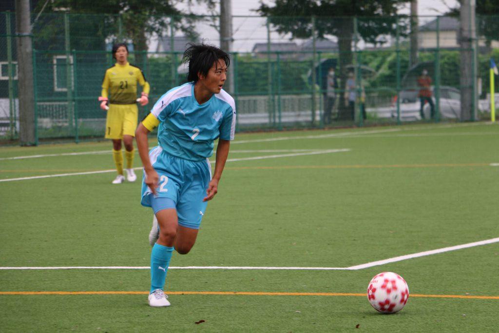 画像:筑波大学女子サッカー部